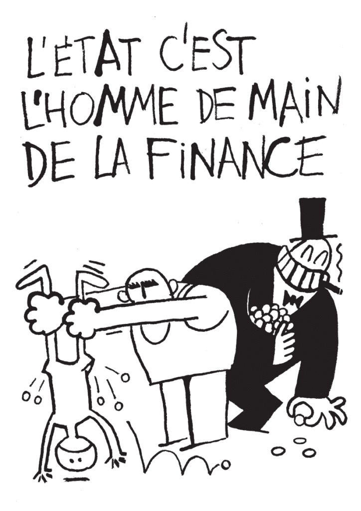 état finance anticapitaliste